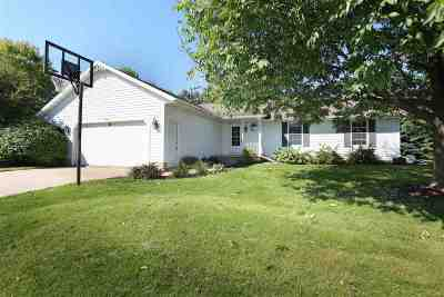 Greenville Single Family Home Active-No Offer: N1391 Woodland