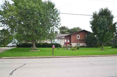 Kaukauna Single Family Home Active-No Offer: W2815 Hwy Jj