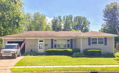 Green Bay Single Family Home Active-No Offer: 1554 Charles