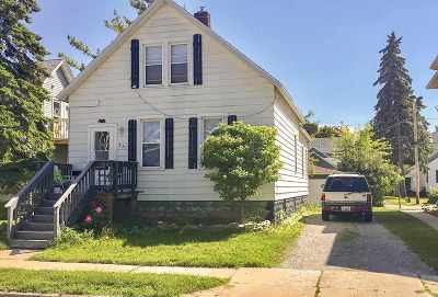 Green Bay Single Family Home Active-No Offer: 833 Christiana