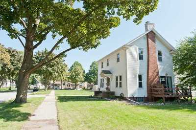 Green Bay Single Family Home Active-No Offer: 815 Division