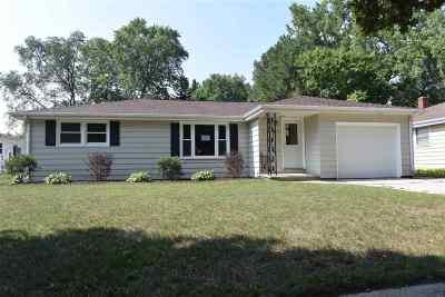 Green Bay Single Family Home Active-No Offer: 2066 Richmond