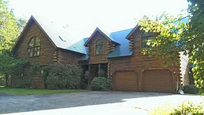 Marinette County Single Family Home Active-No Offer: W6887 Two Mile