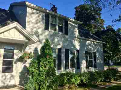 Green Bay Single Family Home Active-No Offer: 1931 University