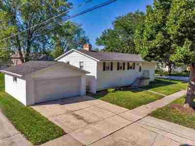 Green Bay Multi Family Home Active-No Offer: 1178 Doblon