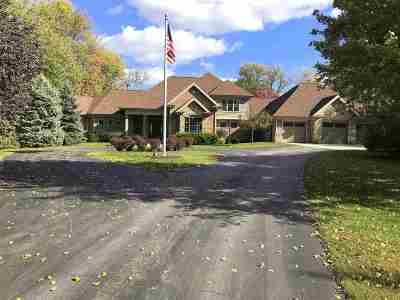 Neenah Single Family Home Active-No Offer: 536 Sunrise Bay