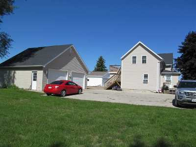 Kaukauna WI Multi Family Home Active-No Offer: $140,000