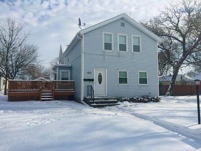 Green Bay Single Family Home Active-No Offer: 1218 N Van Buren