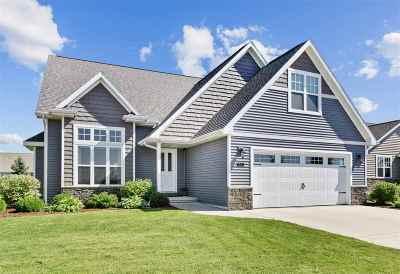 Oneida Single Family Home Active-No Offer: 669 Pebblestone