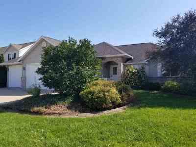 Appleton Single Family Home Active-No Offer: 4225 E Glory
