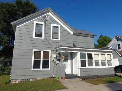 Shawano Single Family Home Active-No Offer: 725 S Lincoln