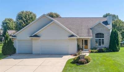 Howard, Suamico Single Family Home Active-Offer No Bump: 3076 Longview