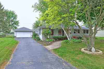 Neenah Single Family Home Active-No Offer: 505 Spring Road