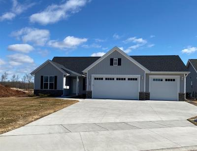 Green Bay Single Family Home Active-No Offer: 3163 Enchanted