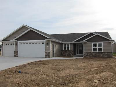 Appleton Single Family Home Active-No Offer: 2053 Arrow
