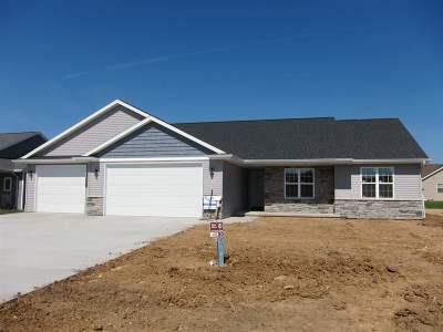 Appleton Single Family Home Active-No Offer: 2054 Arrow
