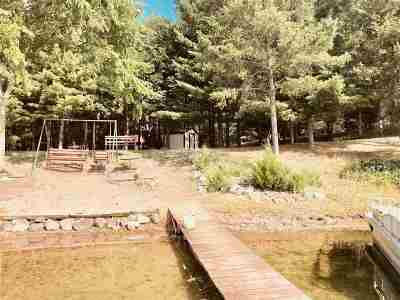 Single Family Home Active-No Offer: W12211 Hwy Gg