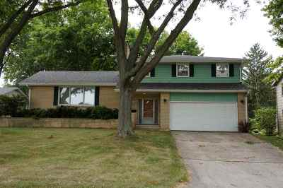 Neenah Single Family Home Active-Offer No Bump: 641 Belmont