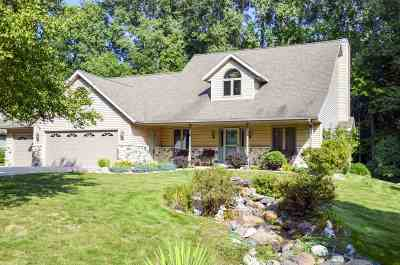Howard, Suamico Single Family Home Active-No Offer: 2210 Ives