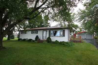 Neenah Single Family Home Active-No Offer: 2665 Larsen