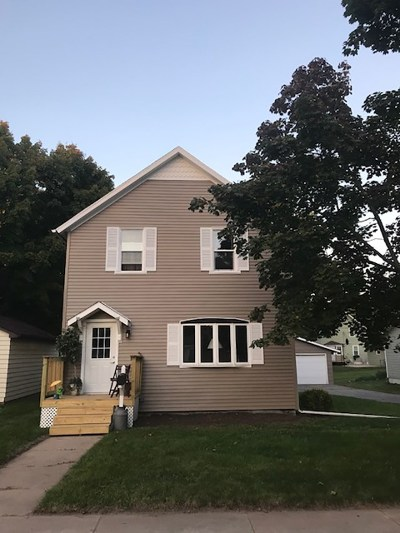 Oconto Falls Single Family Home Active-No Offer: 244 N Washington
