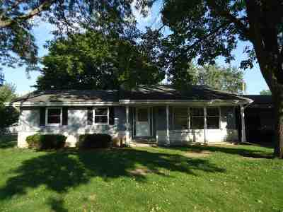 Seymour Single Family Home Active-No Offer: 350 Keune