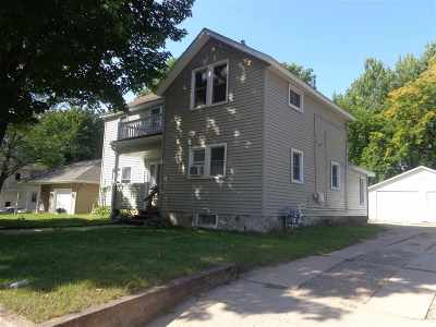 Shawano Multi Family Home Active-No Offer: 411 S Smalley