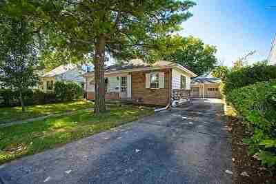 Neenah Single Family Home Active-No Offer: 949 Higgins