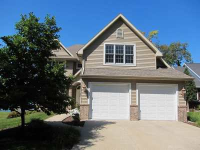 Menasha Single Family Home Active-No Offer: 1760 Lakeshore