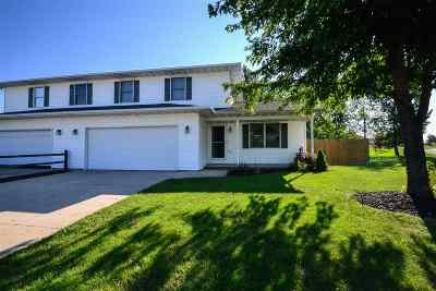 Wrightstown Single Family Home Active-No Offer: 447 Prairie