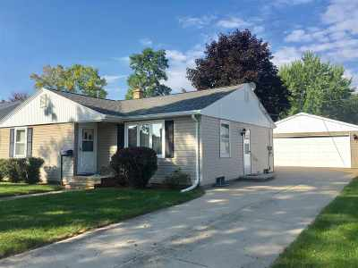 Kimberly Single Family Home Active-No Offer: 240 S Helen