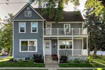 Appleton Single Family Home Active-No Offer: 1020 N Superior