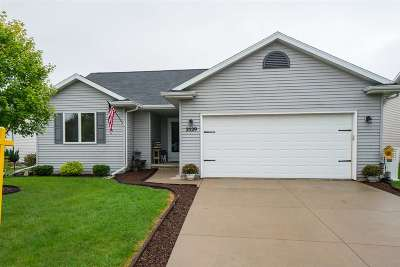 Neenah Single Family Home Active-Offer No Bump: 2529 Maple Grove