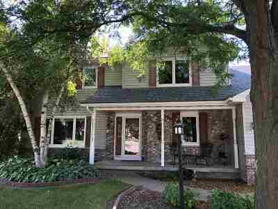 Combined Locks Single Family Home Active-No Offer: 110 Shalimar