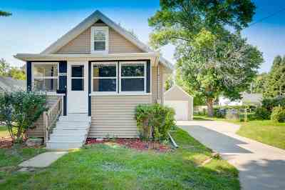 Appleton Single Family Home Active-No Offer: 1523 N Hall