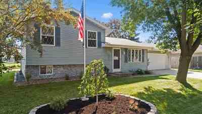 Appleton Single Family Home Active-No Offer: 708 S Sunshine