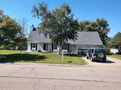 Neenah Single Family Home Active-No Offer: 2156 Redtail