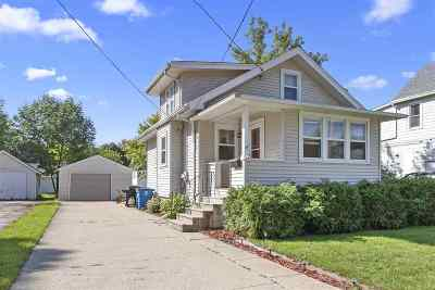Oshkosh Single Family Home Active-No Offer: 351 W 17th