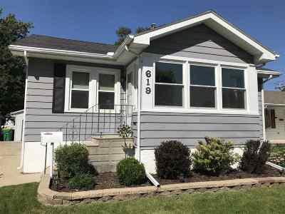 Green Bay Single Family Home Active-Offer No Bump: 619 Northern
