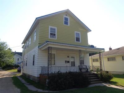 Shawano Multi Family Home Active-No Offer: 334 S Washington