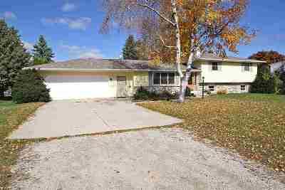 Appleton Single Family Home Active-No Offer: 324 W Sunset