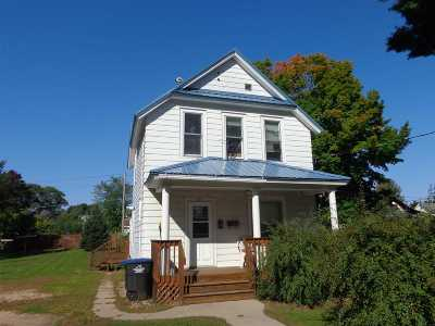 Shawano Multi Family Home Active-No Offer: 807 S Bartlett