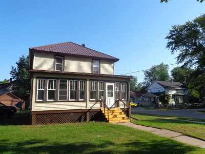 Shawano Multi Family Home Active-No Offer: 231 E Division