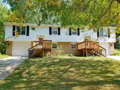 Green Bay Multi Family Home Active-No Offer: 2430 Deer Trail