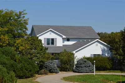 Single Family Home Active-No Offer: N959 N Spring Valley