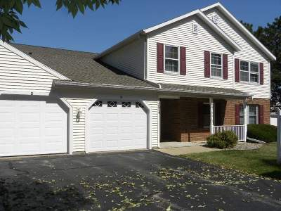 Oshkosh Condo/Townhouse Active-No Offer: 2514 Village #D