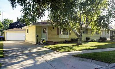 Appleton WI Single Family Home Active-No Offer: $139,900