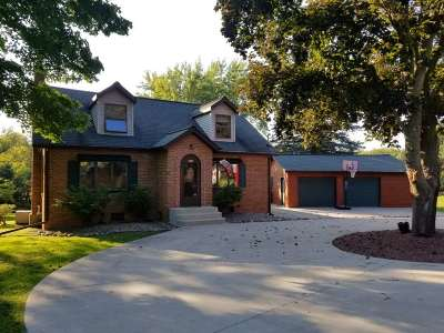 Single Family Home Active-No Offer: 490 Hwy K