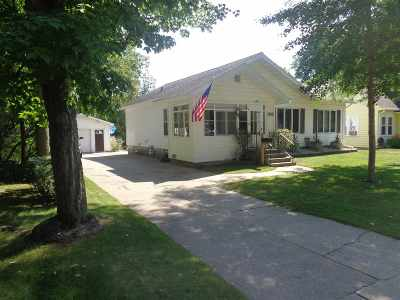 Single Family Home Active-No Offer: 156 Motor
