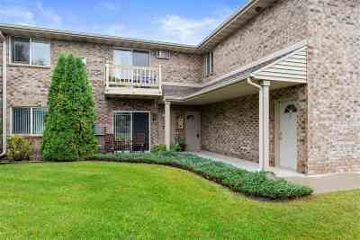 Appleton Condo/Townhouse Active-No Offer: 3331 N Casaloma #17